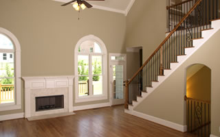 Interior Painters Charlotte North Carolina.