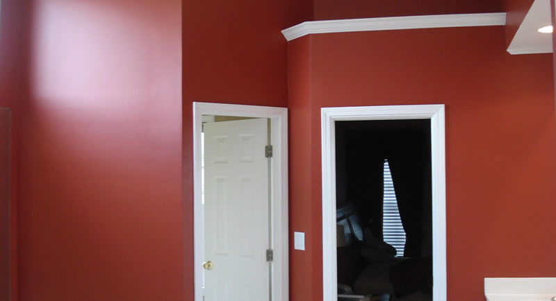 Interior Painting Contractor Charlotte, North Carolina.