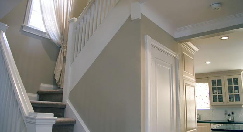 Interior Repainting Services Charlotte, North Carolina.