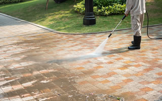 Power Washing Services Charlott North Carolina.